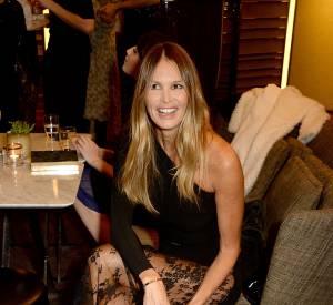 Elle Macpherson à la soirée BFC/Vogue Desinger Fund 2016 ce mardi 22 mars 2016.