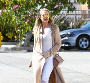 Khloe Kardashian : audacieuse et sexy, elle ose le cuir et enflamme la Toile !