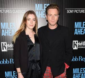 Ewan McGregor était très fier de présenter sa fille.
