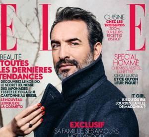 """Jean Dujardin, compagnon et père comblé : """"Ça me rend homme"""""""