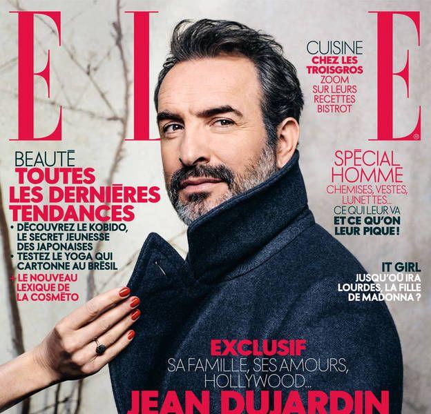 Jean Dujardin se confie avec honnêteté dans le dernier numéro de ELLE.