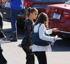 """Jennifer Lopez : alerte fessier bombé et moulé pour """"American Idol"""""""