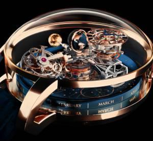 Jacob & Co, de Grisogono, Chanel... 10 montres repérées à Bâle
