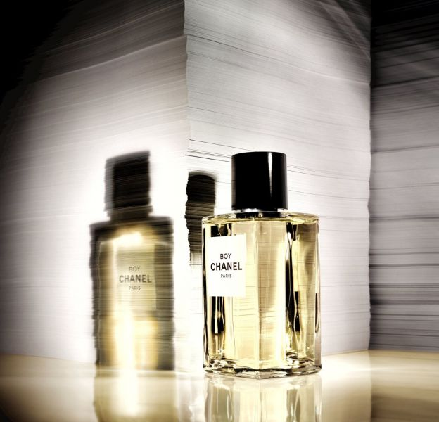 """""""Boy Chanel"""", le nouveau parfum masculin/féminin."""