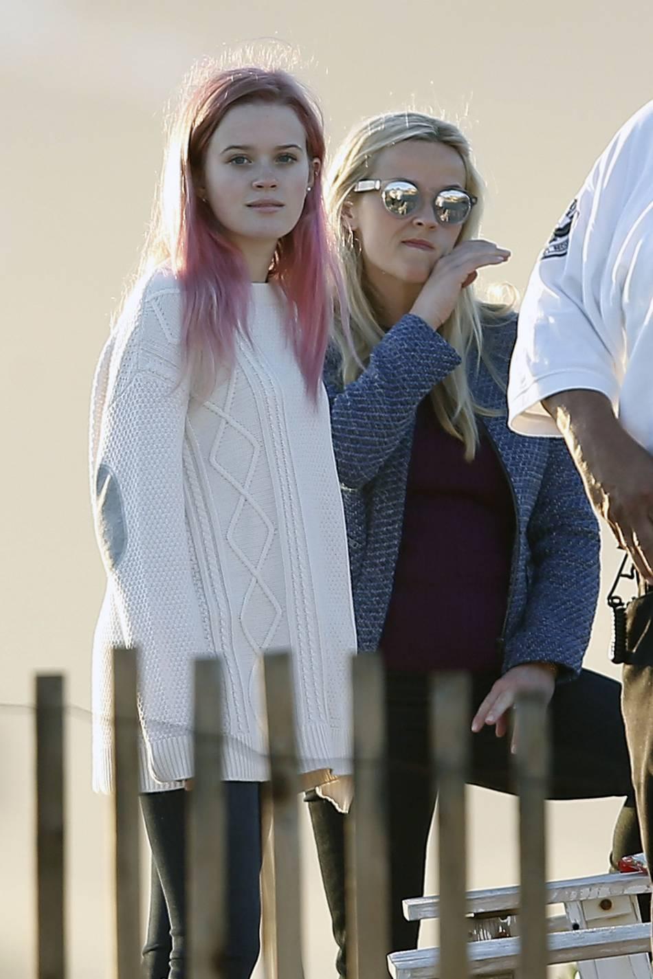 Reese Witherspoon, sa fille Ava est un peu plus rebelle qu'elle.