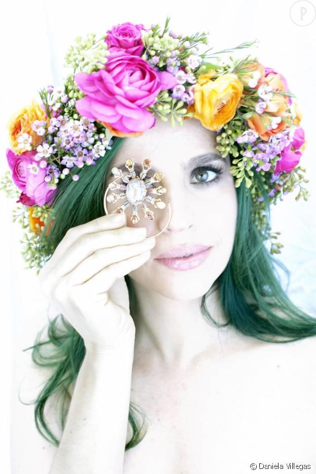 Daniela Villegas créatrice inspirée basée à Los Angeles.