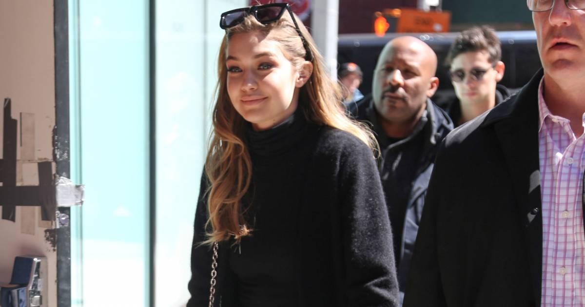 Hair Style Jure : Gigi Hadid participe au concours de sosies en qualit? de jur?....