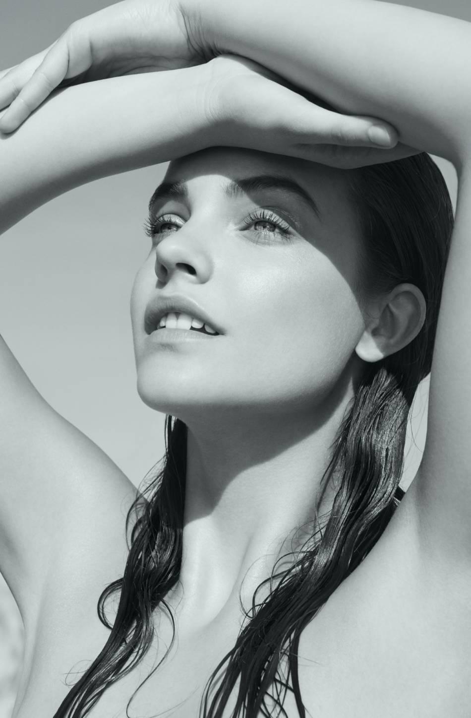 La ravissante hongroise Barbara Palvin devient le visage d'Acqua di Gioia pour Armani.