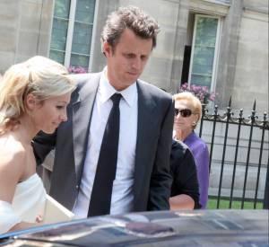 Anne-Sophie Lapix et Arthur Sedoun se sont mariés en juin 2010.