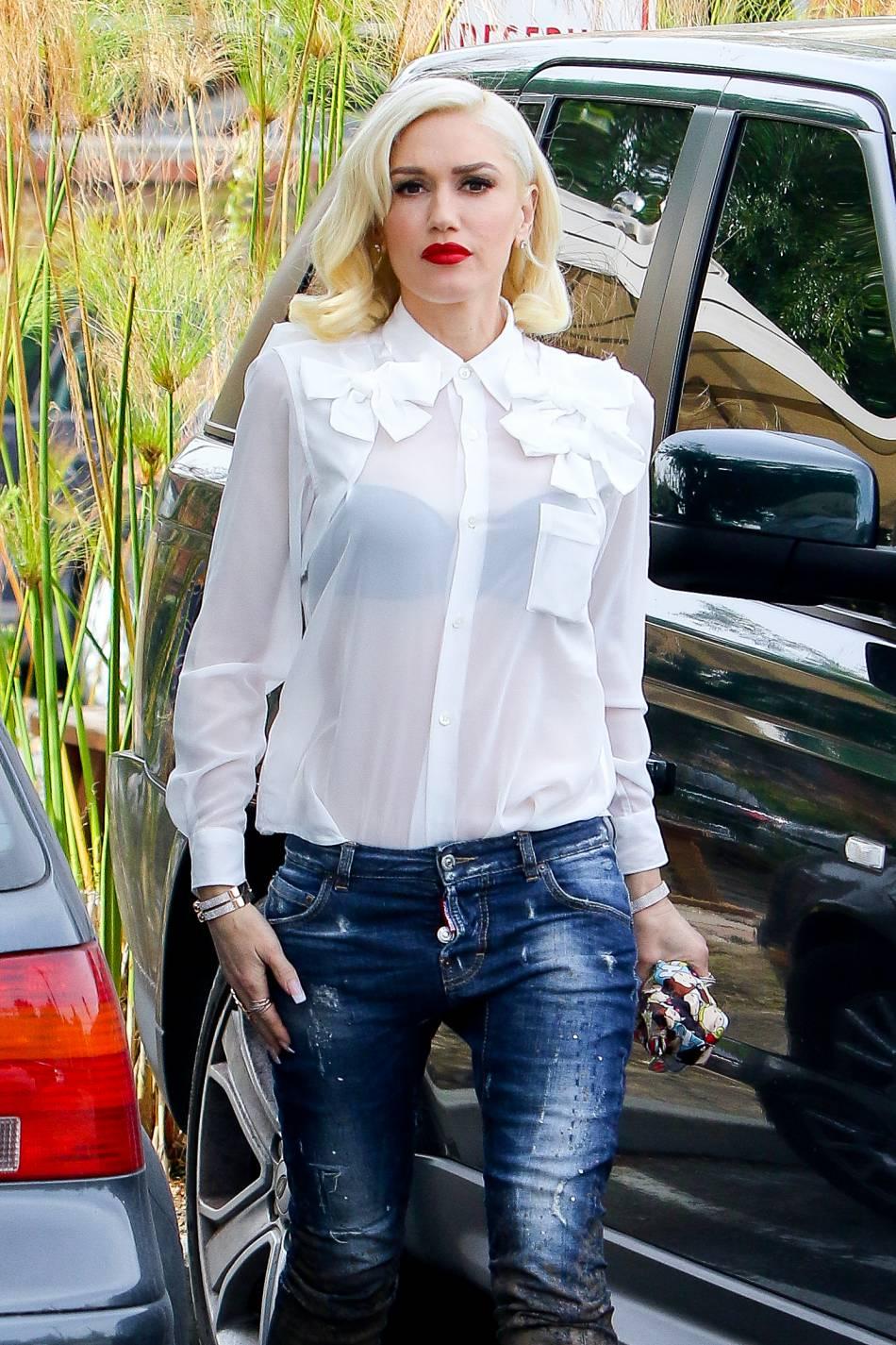 Gwen Stefani doit être aux anges.