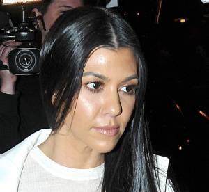 Kourtney Kardashian : une soirée en famille... sur des roulettes !