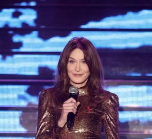 Carla Bruni chantera aussi pour lever des fonds pour l'association.