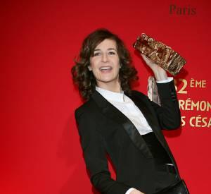 """La comédienne a remporté deux Césars, en 1994 pour """"Les Visiteurs"""" et en 2007 pour """"Fauteuils d'orchestre""""."""