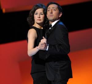 L'actrice et réalisatrice réitérera l'expérience en 2007 puis en 2010 avec Gad Elmaleh.