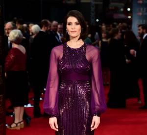 Repartie bredouille bien qu'elle ait été nommée ans la catégorie meilleure actrice dans une pièce, Gemma a néanmoins su séduire l'audience grâce à son look irréprochable.