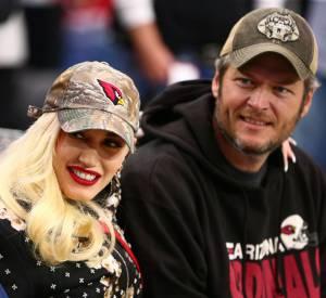 Gwen Stefani n'est pas enceinte de Blake Shelton.