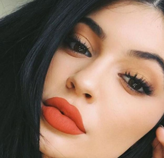 Kylie Jenner est la meilleure ambassadrice de ses lipsticks.