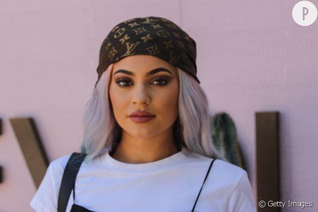 Kylie Jenner est la reine du beauty look.