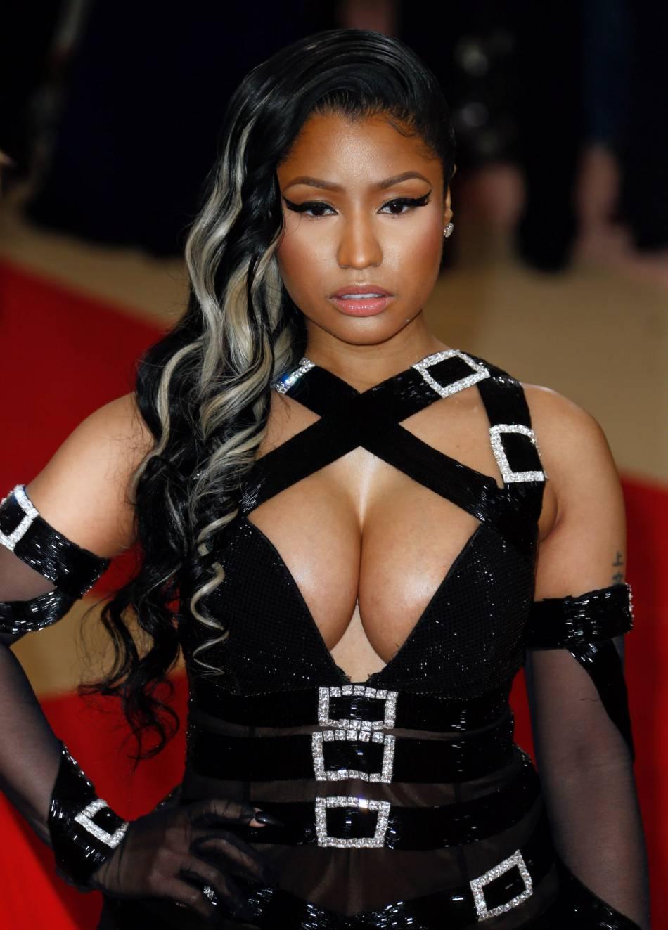 Nicki Minaj est autant connue pour son corps que pour son flow.