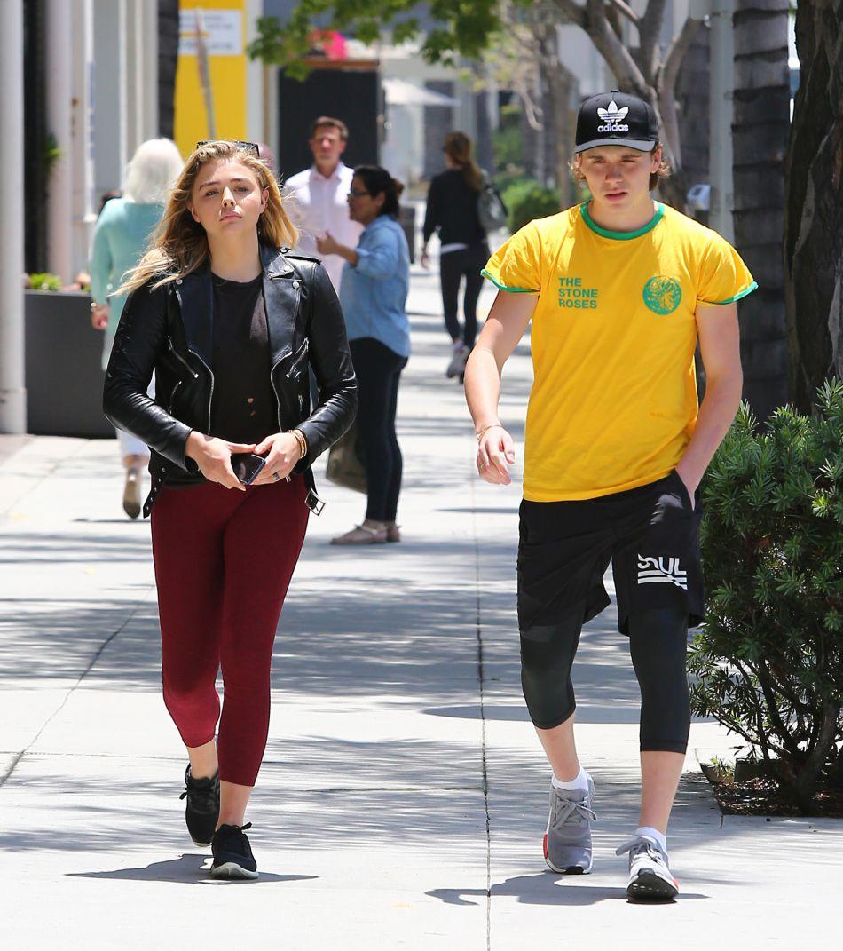 L'actrice appartenair presque à la famille Beckham.