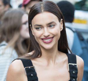 Irina Shayk : bouche pulpeuse et regard de braise