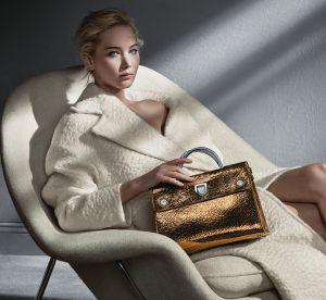 Jennifer Lawrence, l'élégance ultime pour Dior