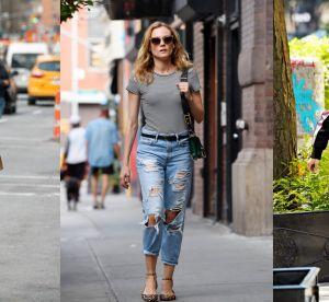 Diane Kruger, entre chic, rock et grunge : ses 10 plus beaux street styles