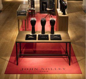 John Nollet : le coiffeur star s'installe au Bon Marché