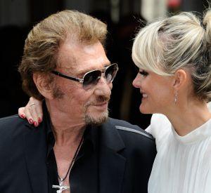 Laeticia et Johnny Hallyday, c'est toujours l'amour fou.