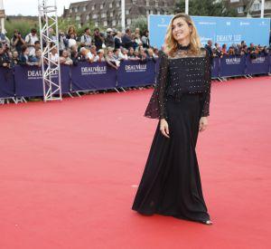 Le 2 septembre dernier, Julie Gayet était présente à l'ouverture du 42e Festival du cinéma américain de Deauville.