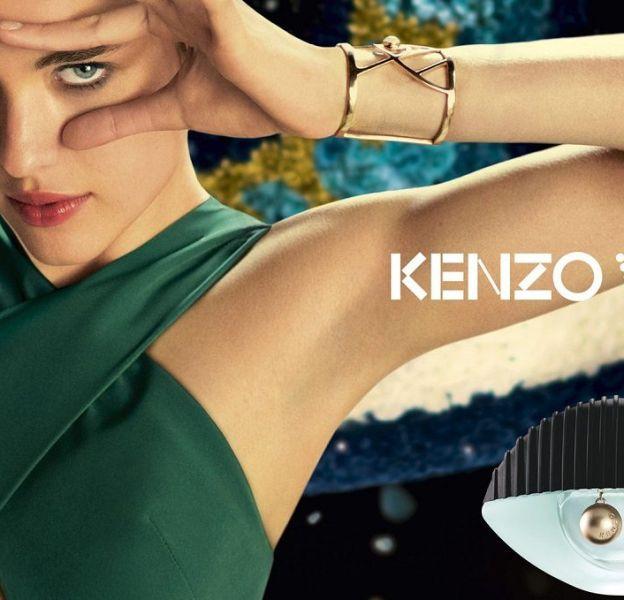 Le nouveau parfum de Kenzo et sa campagne font le buzz.