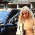 Kylie Jenner, une vraie modeuse.