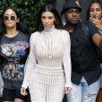 Kim Kardashian, toujours plus sexy.