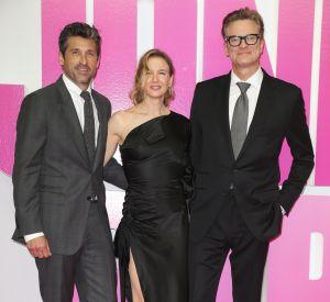 "Colin Firth, Renée Zellweger, Patrick Dempsey : le trio gagnant du dernier volet de la saga ""Bridget Jones""."