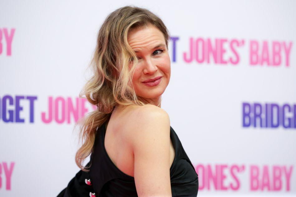 Renée Zellweger, 47 ans, retrouve son regard en amande.