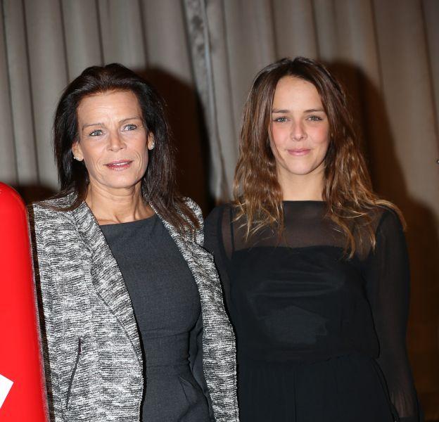 Stéphanie de Monaco et sa fille Pauline, un duo mère-fille très complice.