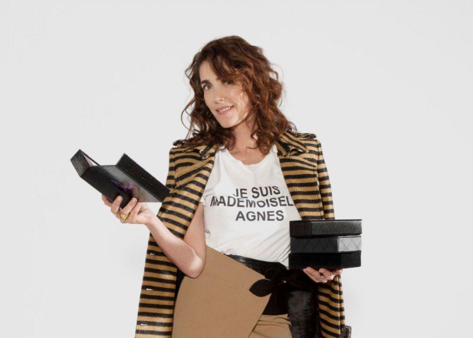 Mademoiselle Agnès dévoile sa collection... de capsules !