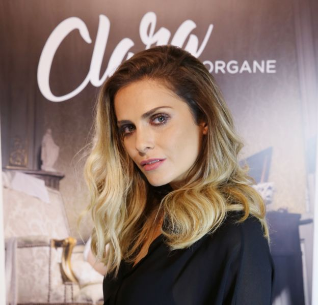 Clara Morgane poste un nouveau cliché sexy sur Instagram.