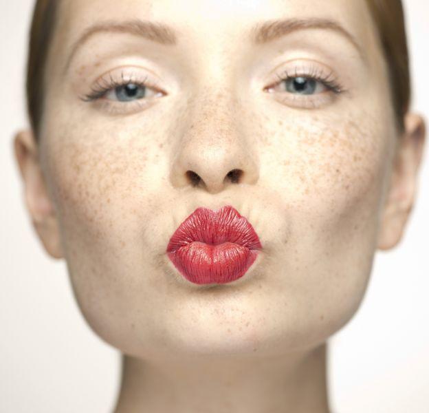 Voici la bonne méthode pour avoir des lèvres pulpeuses.
