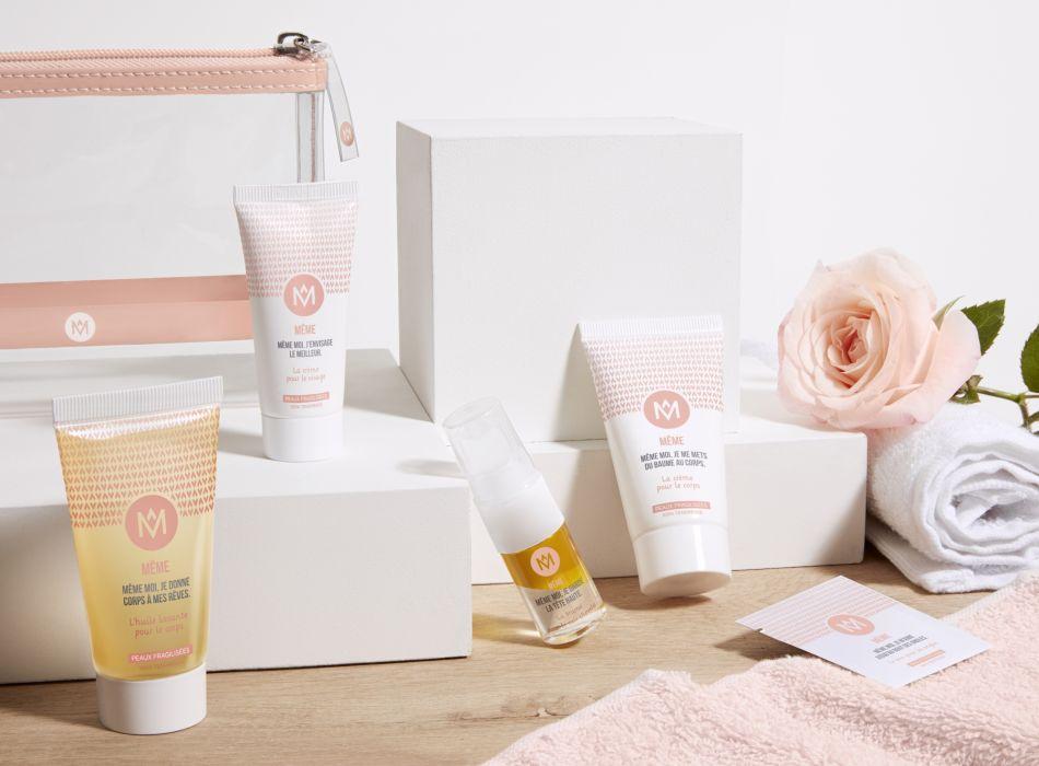 La marque MÊME est dédiée aux femmes atteintes de cancer.
