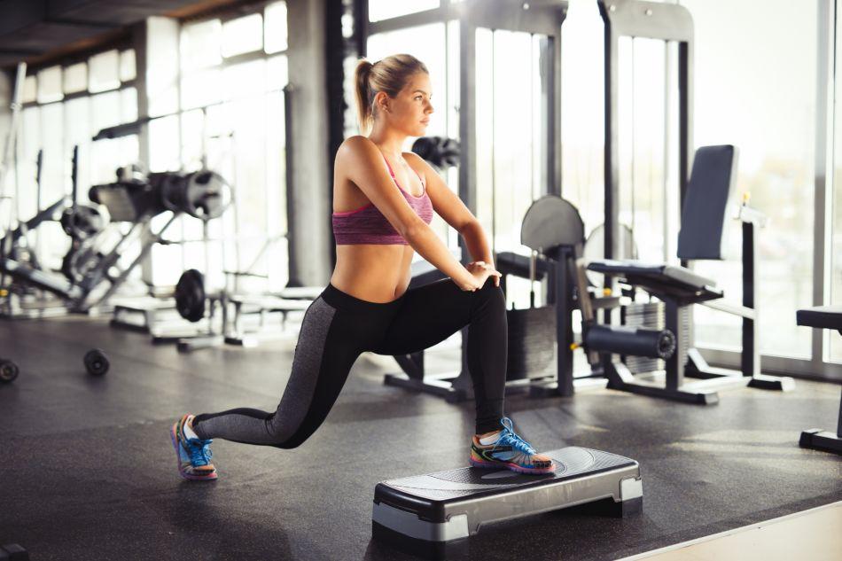 sport muscle fessier