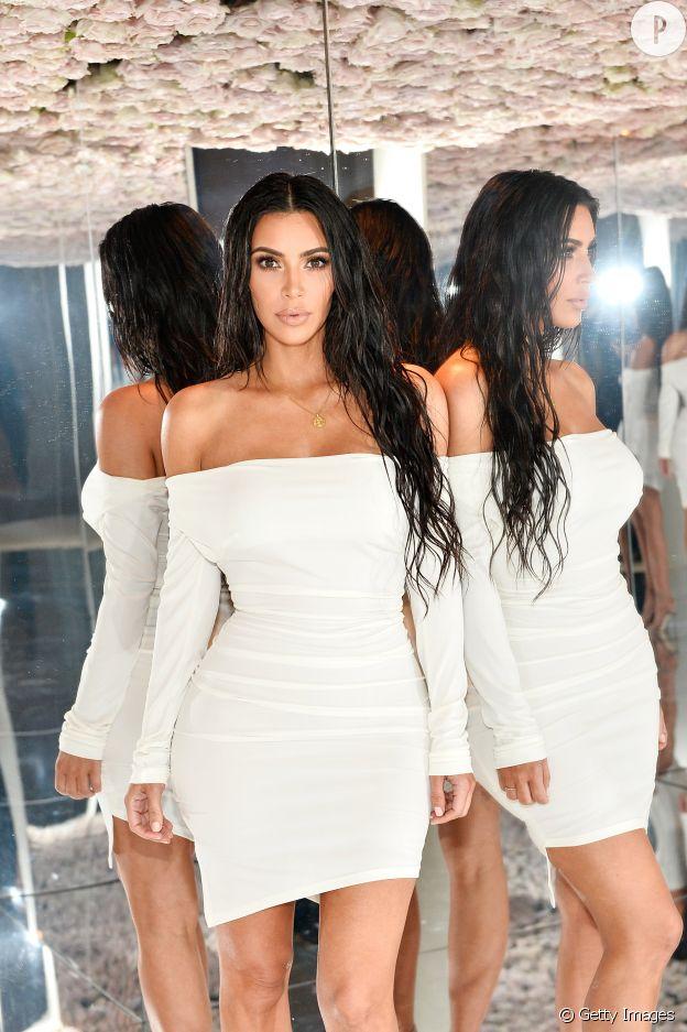 Kim Kardashian est revenue sur l'affaire de la cellulite.