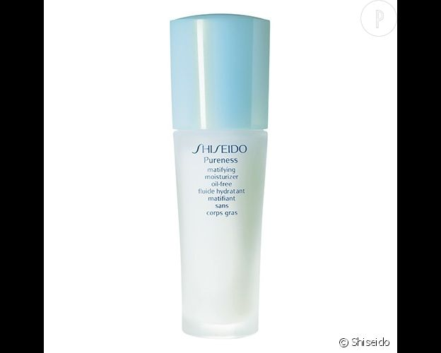 Shiseido, Pureness, 42€.