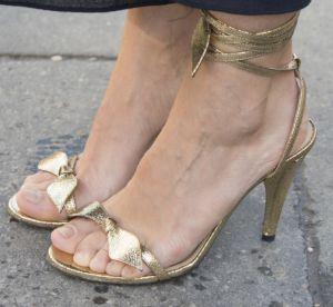 Sandales métallisées, les modèles qui nous rendent dingues !