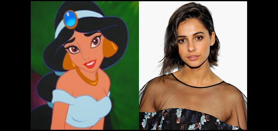 Naomi Scott : l'actrice stylée choisie pour incarner Jasmine au cinéma