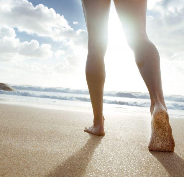 Sport express : comment tonifier ses jambes avant la plage