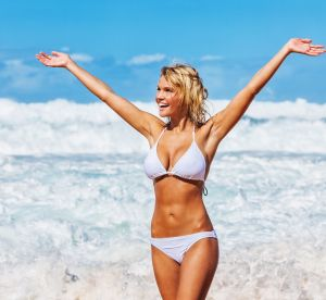 Maillot de bain push-up : les plus jolis modèles