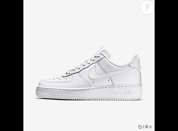 Basket vintage Air Force 1, Nike , 100€.