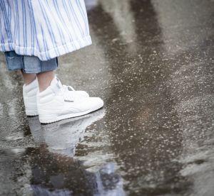 Basket vintage : on adopte l'inspiration années 80 sur nos pieds