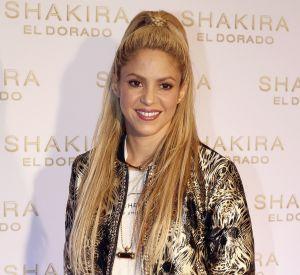 Shakira passe au roux et fait le buzz sur Instagram.